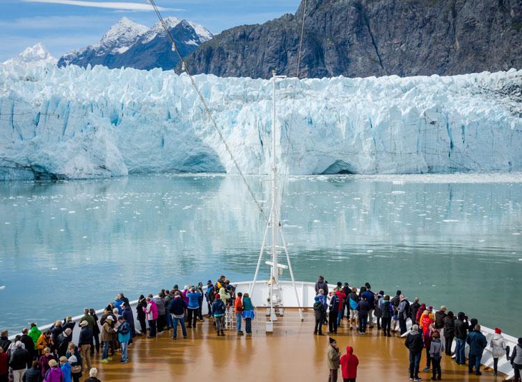 Carnival Cruise Ships - endangering the arctic