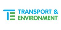 Transport Environment Logo White Background