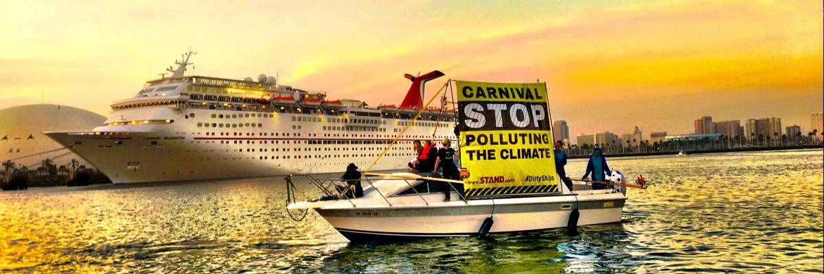 Carnival Cruise Ships - bad air quality